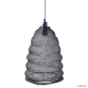 DRAHT LAMPE ZUM HÄNGEN L 49CM