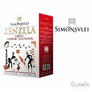 SIMONSVL. ZENZELA