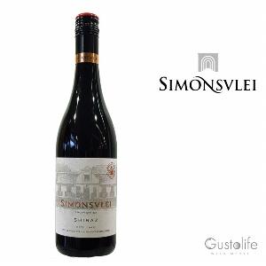 SIMONSVLEI SHIRAZ 0,75L