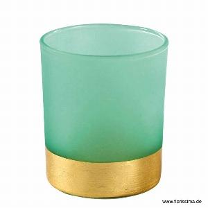 GLAS WINDLICHT M.GOLDBODEN 7X8
