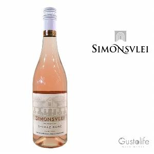 SIMONSVLEI SHIRAZ ROSÉ 0,75L