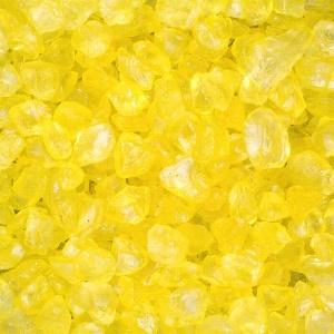 GLAS STEINE 5L GELB 4-10MM