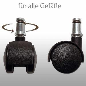 KUNSTSTOFF ROLLEN FÜR GEFÄßE