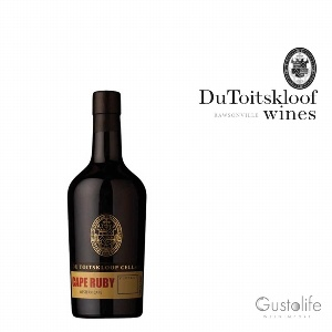 DU TOITSKLOOF CAPE RUBY 0,5L
