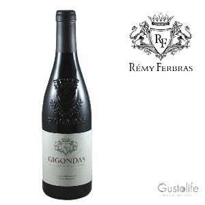 RÉMY FERBRAS GIGONDAS 0,75L