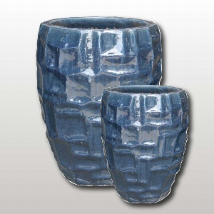 GLASURKERAMIK VASE GK3304 SET