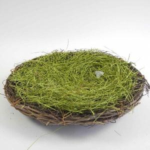 REBE NEST MIT GRAS Ø 25CM