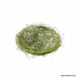 GRAS SCHALE / NEST RUND Ø 25CM
