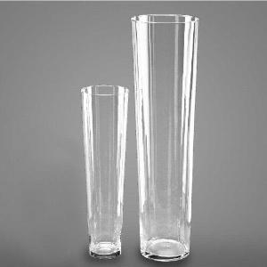GLAS DISPLAY ORCHIDEENVASE