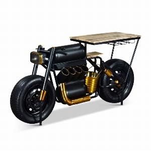 METALL BAR MOTORRAD VECTOR