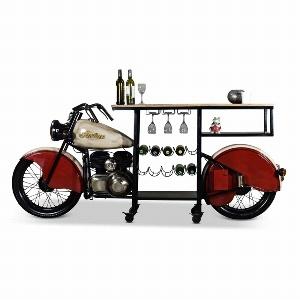 METALL BAR MOTORRAD GLIDER