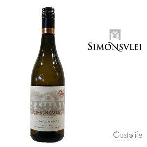 SIMONSVLEI CHARDONNAY, 0,75L
