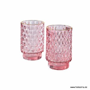 GLAS WINDLICHT S/2 8,5X13CM