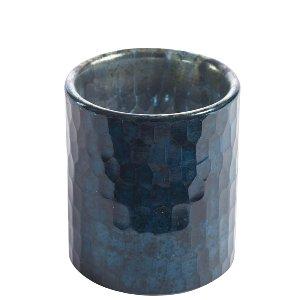GLAS WINDLICHT H 9CM