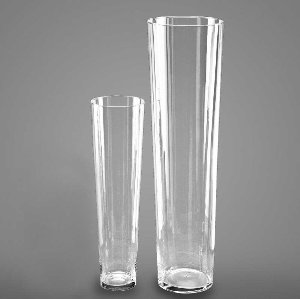 "GLAS ORCHIDEENVASE ""SUNNY"""