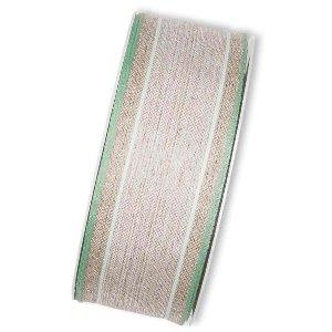 STOFF BAND LEINEN/5607 B 40MM