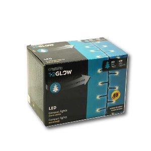 LED LICHTERKETTE 1-2-GLOW