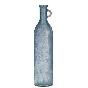 GLAS FLASCHE ANTIC H 75CM