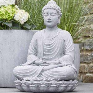 POLY-ZEMENT BUDDHA