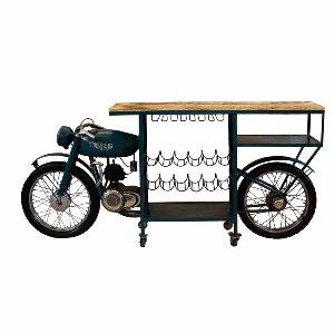 METALL BAR MOTORRAD TRIUMPH