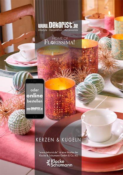 aktueller Kerzen-Katalog